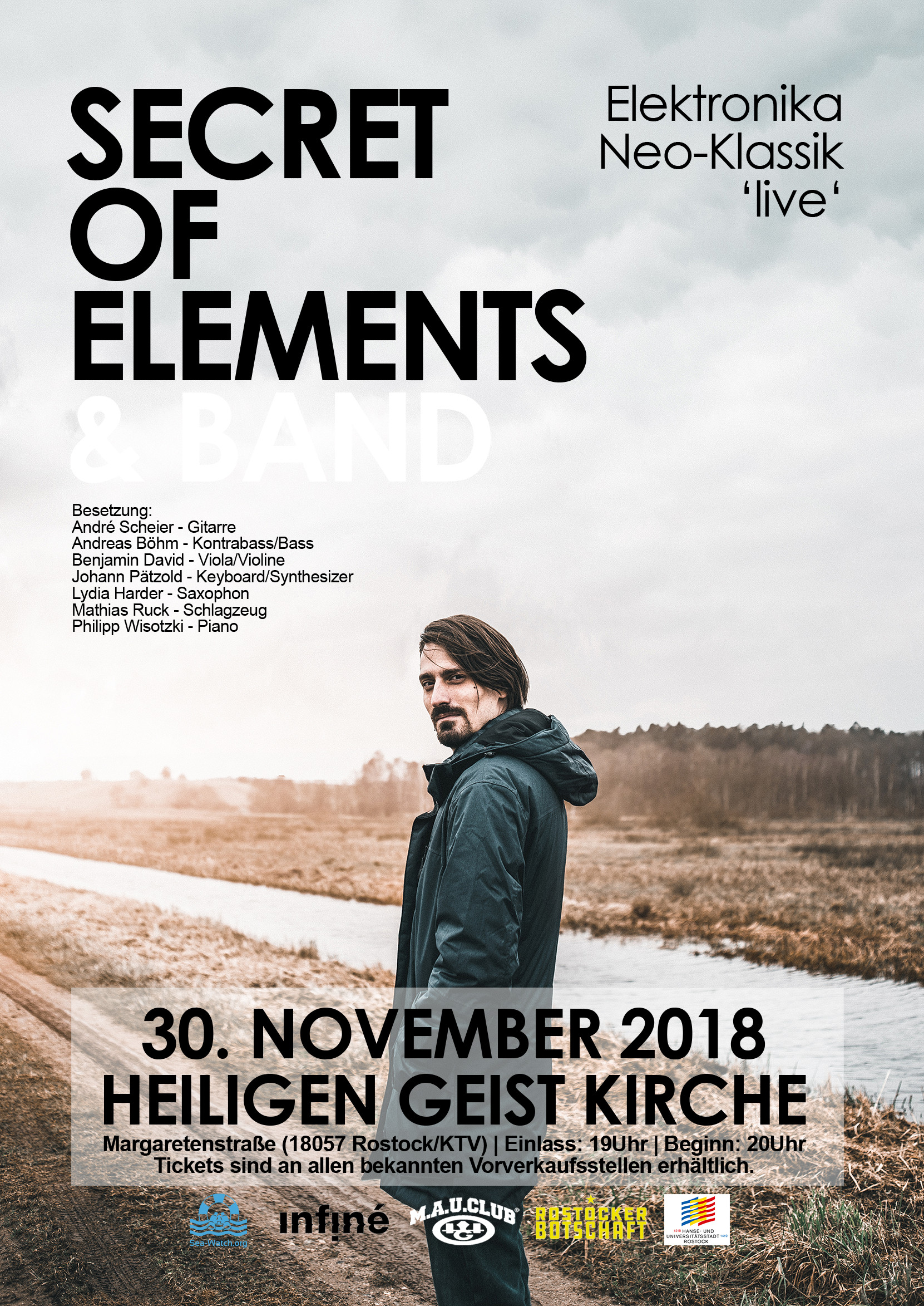 Secret of Elements - Live in Rostock
